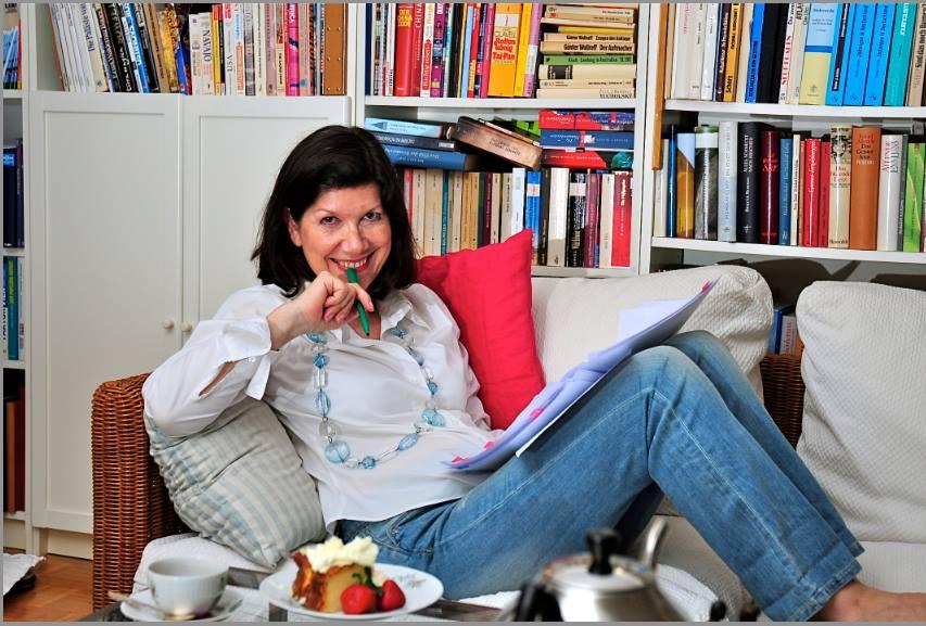 Sylvia Lott Romanautorin