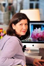 Romanautorin Sylvia Lott