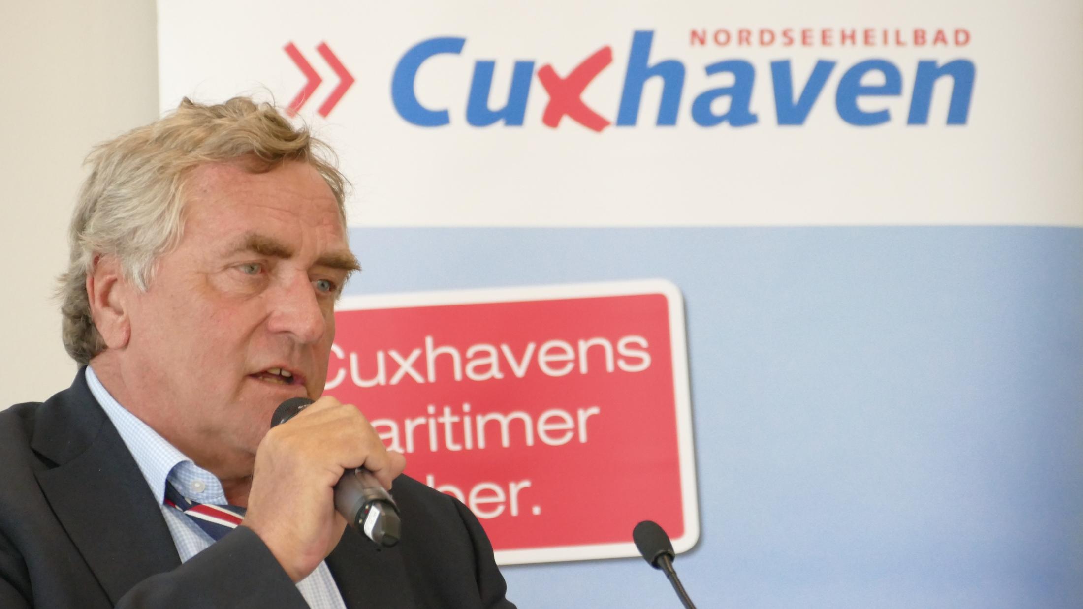 Oberbürgermeister Ulrich Getsch