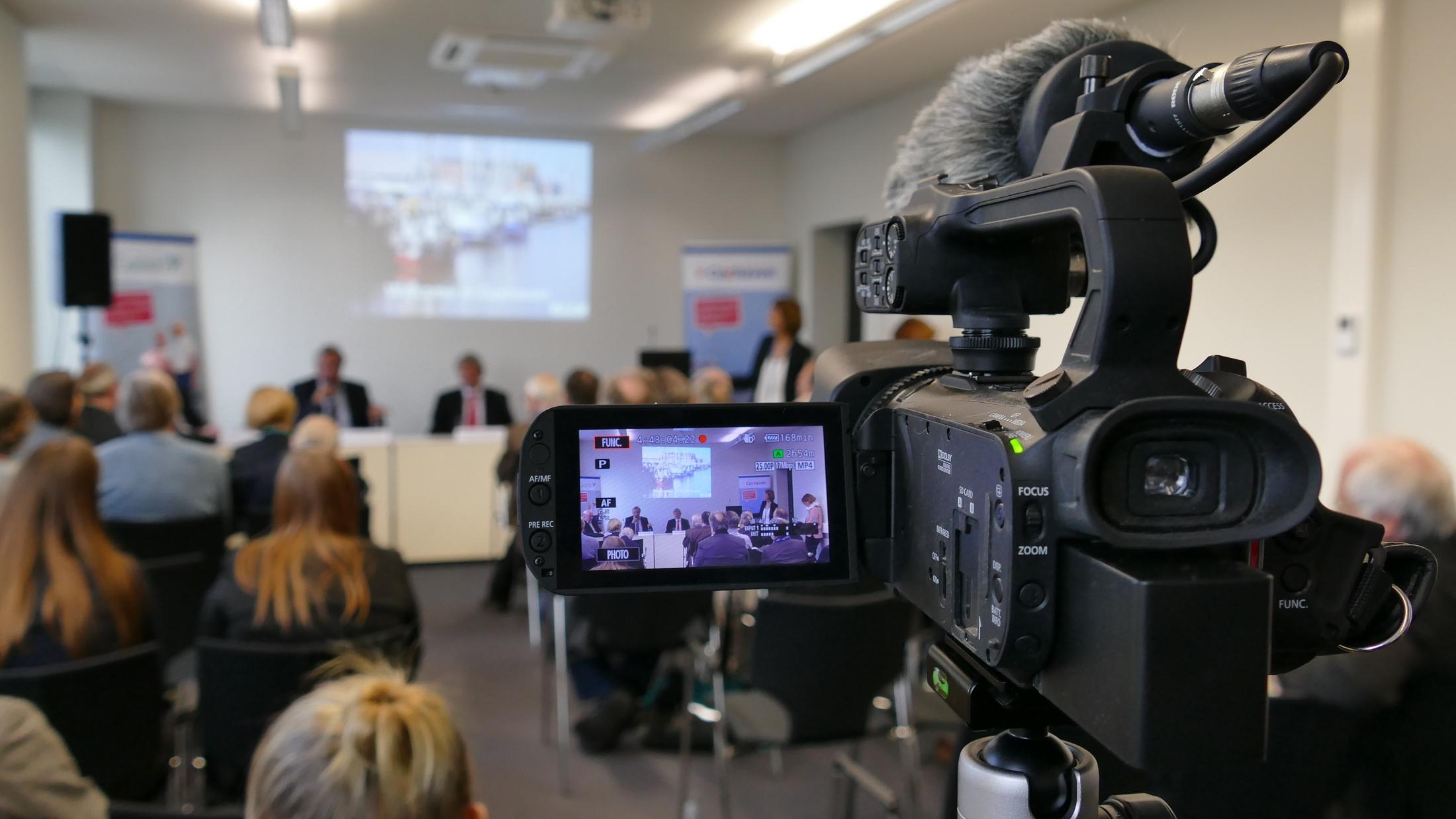 Pressekonferenz Cuxhaven